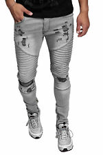 Herren Jeans Hose Regular Skinny Fit Jeanshose Basic Stretch 3106 John Kayna