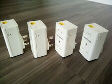 4 x 500 Mbps Netgear Powerline XAV5421 Adaptors
