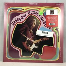 Buddy Guy - A Man And The Blues LP NEW REISSUE