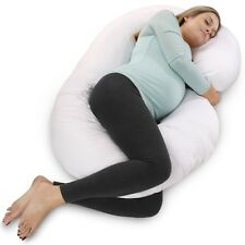 PharMeDoc Pregnancy Pillow - Full Body Pillow for Maternity & Pregnant Women