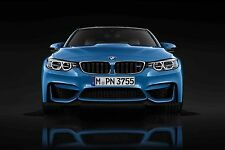 BMW M3 - 30x20 Inch Canvas - Supercar Framed Picture Print Wall Art