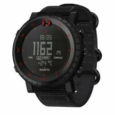 SS023158000 Watch Black Red 3ATM azimuth Altitude Depth Atmosphere SUUNTO Core