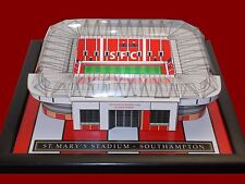 St MARY'S Stadium Southampton Modelo con Working Proyectores