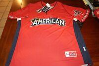 NWT AMERICAN LEAGUE Jersey 2010 MLB All-Star Game Majestic Baseball Mens XL