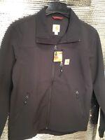 Carhartt 102233-001 Men's Denwood Rain Defender Jacket Small