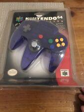 Grape N64 Controller Brand New Rare Aussie Seller ( BLISTER PACK )