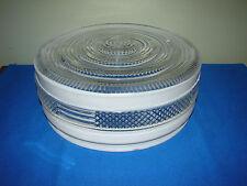 """Vintage 10""""  Midcentury Kitchen Ceiling Glass Drum Shade"""