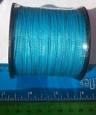 110yds (100m) SUPERLINE 90lb test BLUE Braid Fishing Line,Durable & Strong,