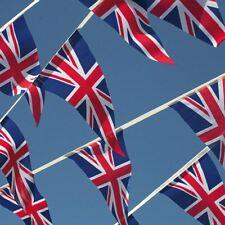 6x Union Jack Hand Flags on a Stick Royal Wedding Party Decoration Souvenir