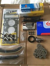 Smart voiture 700cc engine rebuild kit piston rings exhaust valves timing chain etc