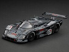 """Sauber Mercedes C9 'AEG' #61T """"Le Mans"""" 1988 (HPI Racing 1:43 / 8065)"""