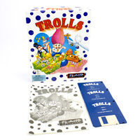 Trolls for PC by Capstone Software, Big Box, 1992, MS-DOS, VGC, CIB
