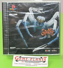 Spider OVP Sony Playstation 1 P1 PSX Pone  NEU in Folie NEW BOX