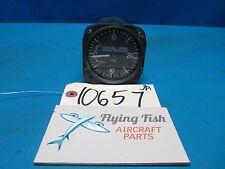 Cessna Vertical Speed Indicator VSI 7000-C92N2, S1392-N2 United 1969 337 (1057)