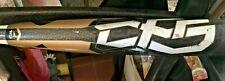 "DeMarini CFC12 CF5 COMPOSITE TR3 2 5/8"" Adult 33/30 BBCOR .50 Baseball Bat NICE!"