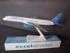 Excel Airways/XL.com B757-200 TF-ARD Premier Planes Push Fit Model 1:200 Scale