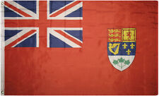 3x5 Old Canada Red Ensign 1957 Super-Poly Flag 3'x5' Banner Grommets