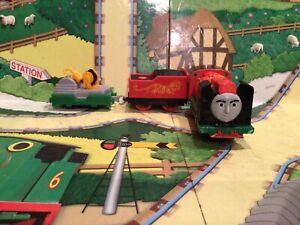 thomas the tank engine trackmaster trains Yang Bao