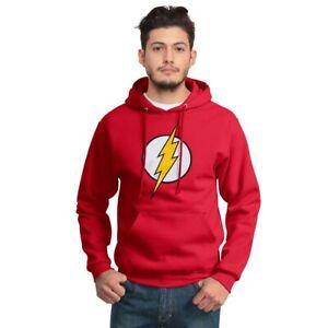 DC Comics Flash Symbol Hoodie