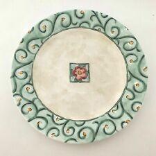 Corning Corelle Watercolors Luncheon Plate 8 1/2