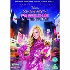 Sharpay's Fabulous Adventure 8717418304775 With Ashley Tisdale DVD Region 2