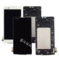Replacement For LG Tribute HD LS676 K200MT F740 LCD Display Touch Screen +Frame