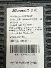 Genuine Microsoft XBOX 360 175W Power Supply Adapter HP-AW175EF3P X811690-006