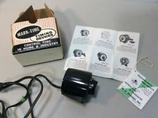 Vintage Mark-Time Electric Timer With Box Photography Clean Condition A2