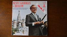 Big Band Jazz/Swing.    Benny Goodman Big Band.    'In Moscow'