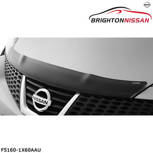 New Genuine Nissan Juke F15 Bonnet Protector Smoked F51601X60AAU RRP $87