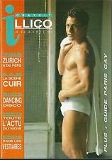 ILLICO # 26 1990 Gay homosexualité LGBT