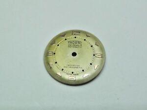 vintage Thoral 25 jewel automatic Felsa 1560 Dial 25.75mm