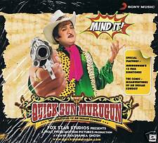 QUICK GUN MURUGUN - NEW BOLLYWOOD SOUNDTRACK - FREE UK POST