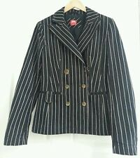 MISS SIXTY  Women's Double Breasted Blazer - Size S