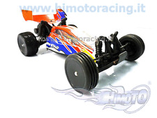 MEGAE SPLINTER BUGGY 2WD ELET. BRUSHLESS RADIO 2.4 Ghz BAT LIPO 7,4V 1:10 HIMOTO