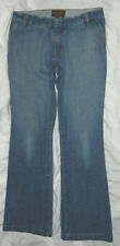 Womens Banana Republic Brand Denim Jeans size 0 / 30-32x31 / with Flare Legs