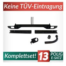 Für Opel Insignia A Caravan 09-17 Kpl. Anhängerkupplung starr+E-Satz 13p