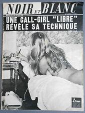 ►NOIR ET BLANC 1249/1969- MICK MICHEYL - HENRI TACHAN ...