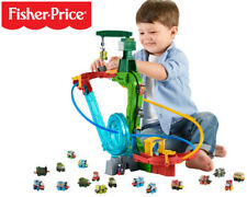 Fisher-Price Thomas And Friends MINIS Motorized Raceway Playset Kids Toys Gifts