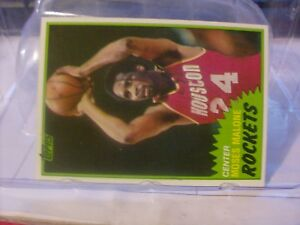 1981-82 Topps Basketball Card Singles  West / East / Mid-West (YOU PICK CARDS)