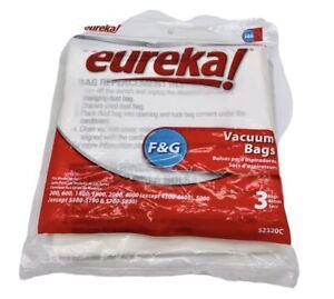 Eureka 52320C Vacuum Bag For Vacuum 3 pk