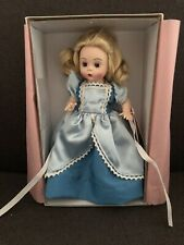 New ListingNew Madame Alexander Fairy Tale Cinderella 8� Collectible Doll In Box #75065