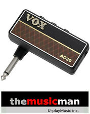 Vox AmPlug 2 Electric Guitar Headphone Amplifier - AC30- AP2AC  **NEW**