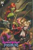 HARLEY QUINN & POISON IVY #3 (Ejikure Exclusive Variant) Comic ~ DC Comics