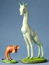 HIERONYMUS BOSCH Medieval Art Animal Giraffe Dog Monster Sculpture Figurine