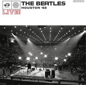 The Beatles-HOUSTON ?65 LIVE VINYL NEW