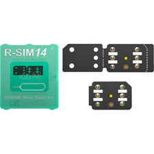 RSIM14 R-SIM Unlock Card for iPhone XS MAX/XR/XS/8/7/6 XFINITY METRO SPRINT ATT