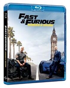 Fast & Furious - Hobbs & Shaw (Blu-Ray Disc)