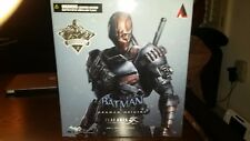 Square Enix Play Arts Kai NYCC Exclusive Deathstroke Black/Gold Variant Slade