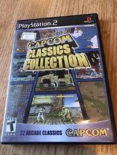 Capcom Classics Collection Vol 1 Ps2 PlayStation 2 VC5